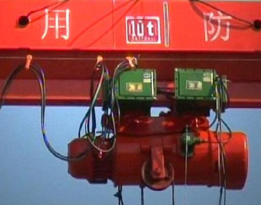 HB2-32t矿用防爆钢丝绳电动葫芦