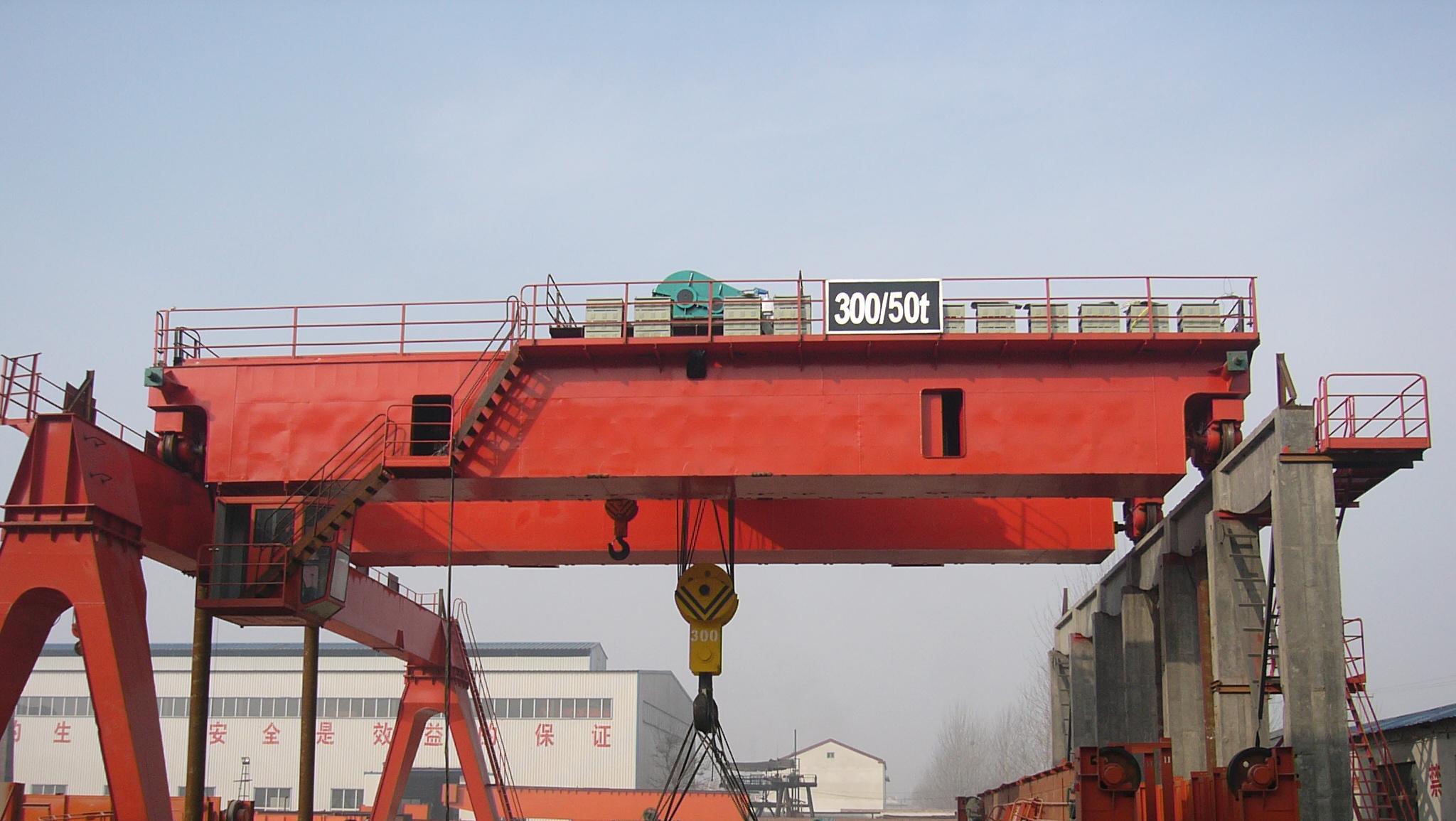 QD5-300通用桥式起重机