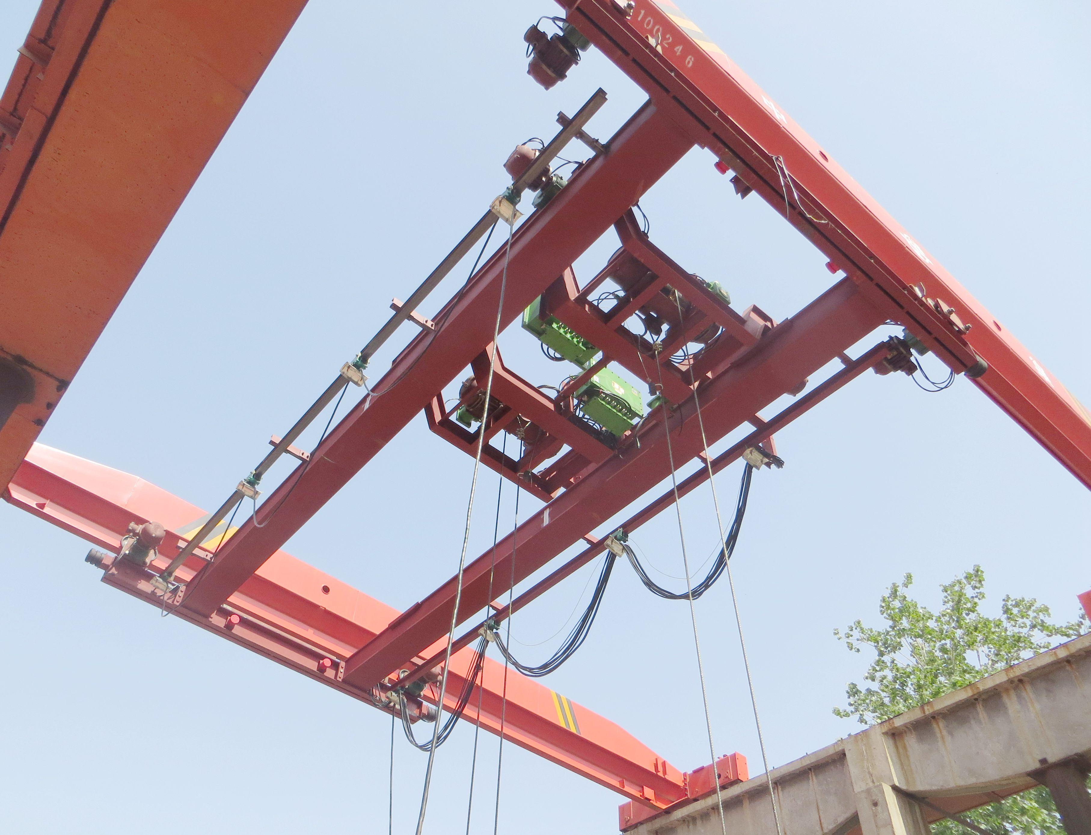 lxb2 2-5 5t矿用防爆电动悬挂起重机图片