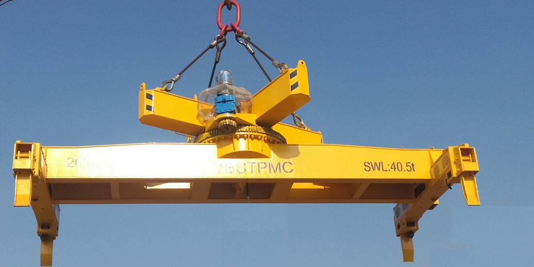 吊钩式旋转20ft40ft45ft吊具