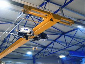 欧式电动悬挂起重机
